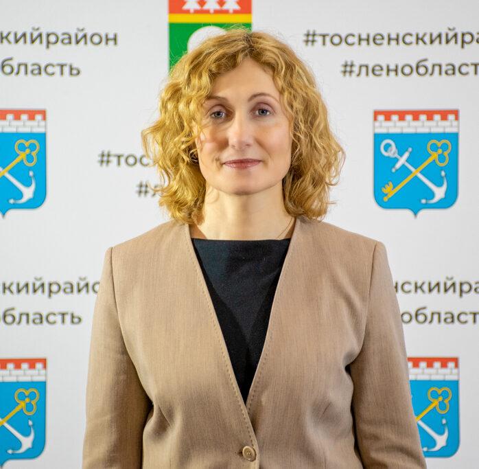 Наталья Алексеевна Виноградова