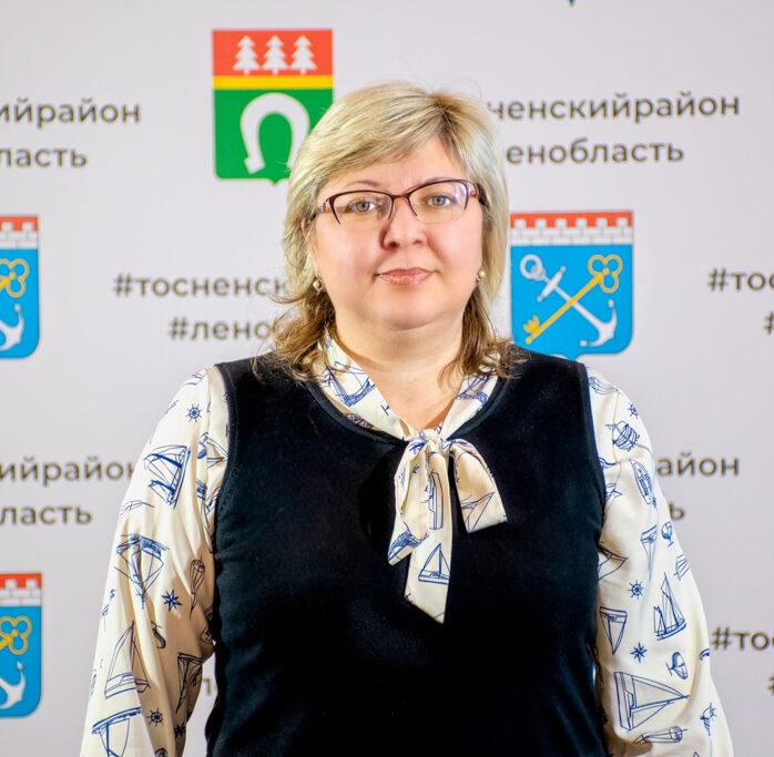 Светлана Ивановна Мурша