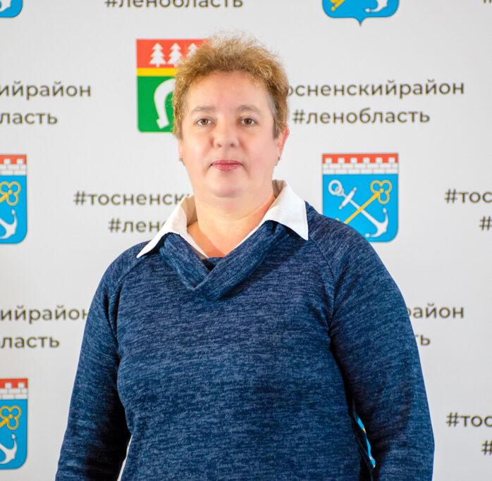 Татьяна Валерьевна Шатинская