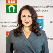Оксана Владимировна Воробьева